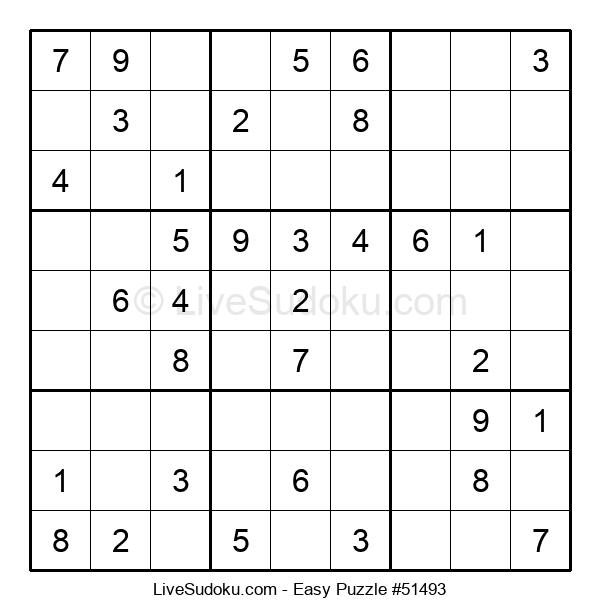 Beginners Puzzle #51493