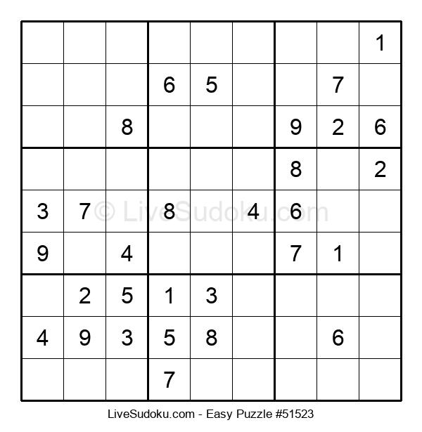 Beginners Puzzle #51523
