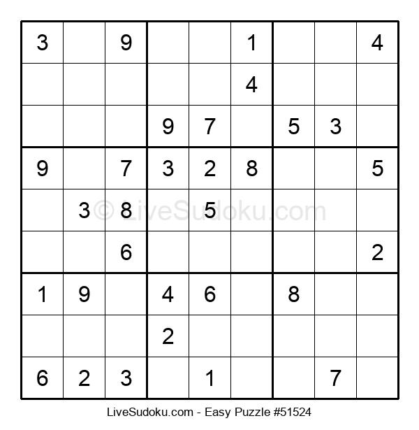 Beginners Puzzle #51524
