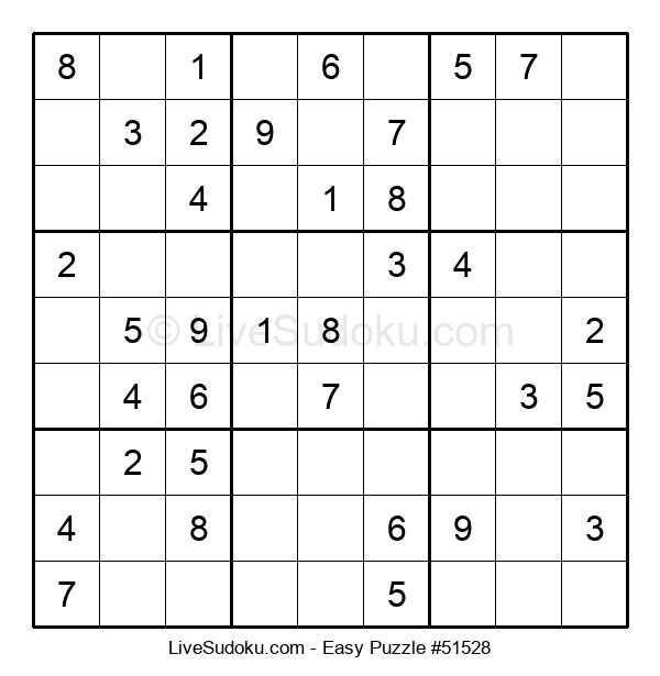 Beginners Puzzle #51528