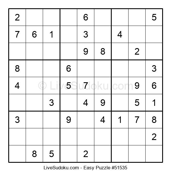 Beginners Puzzle #51535