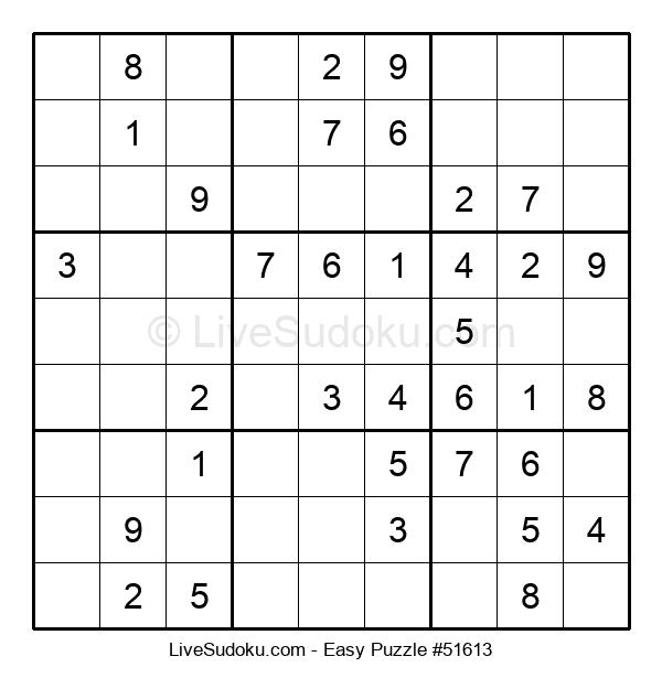 Beginners Puzzle #51613
