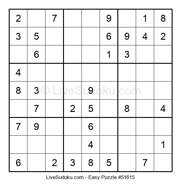 Beginners Puzzle #51615