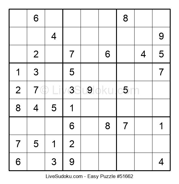 Beginners Puzzle #51662