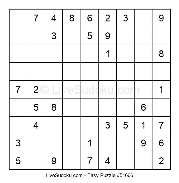 Beginners Puzzle #51666