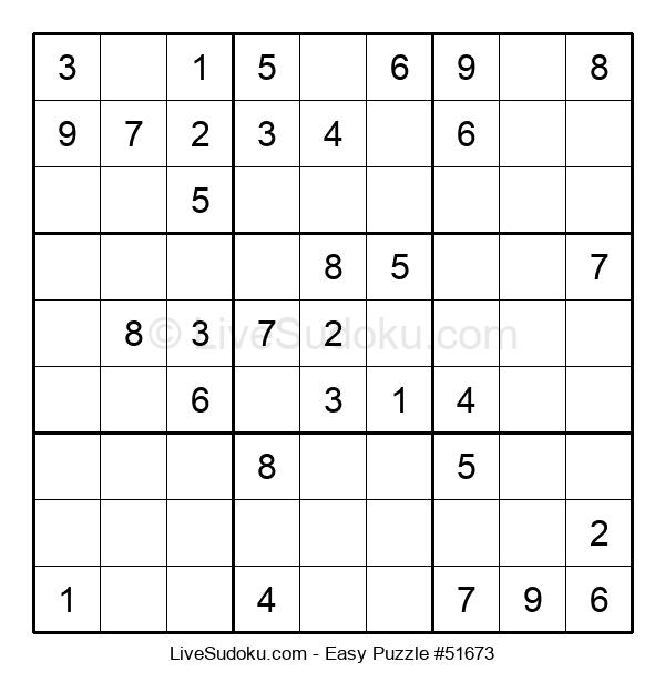 Beginners Puzzle #51673
