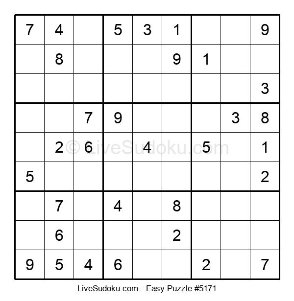 Beginners Puzzle #5171