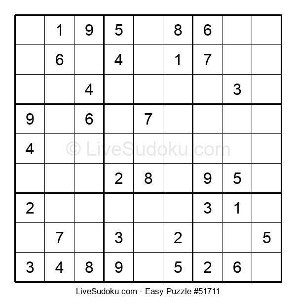 Beginners Puzzle #51711