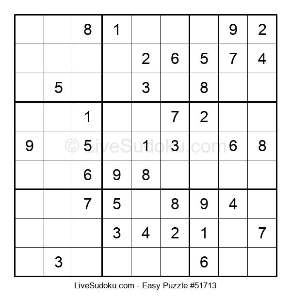 Beginners Puzzle #51713