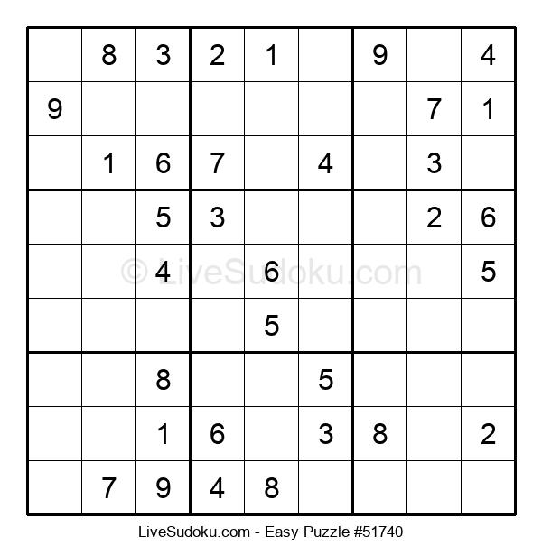 Beginners Puzzle #51740