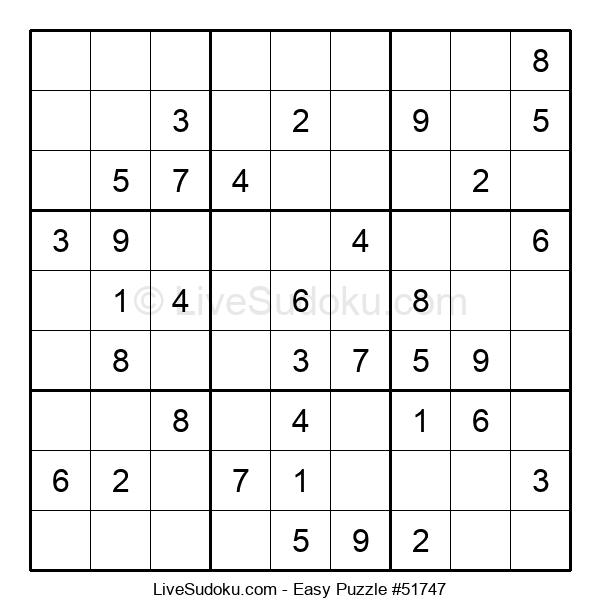 Beginners Puzzle #51747