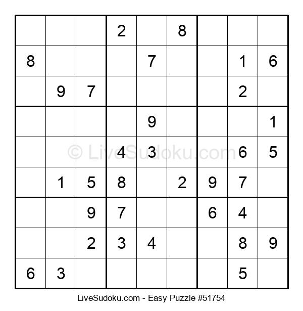 Beginners Puzzle #51754