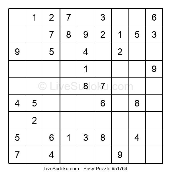 Beginners Puzzle #51764