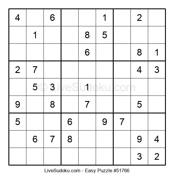 Beginners Puzzle #51766