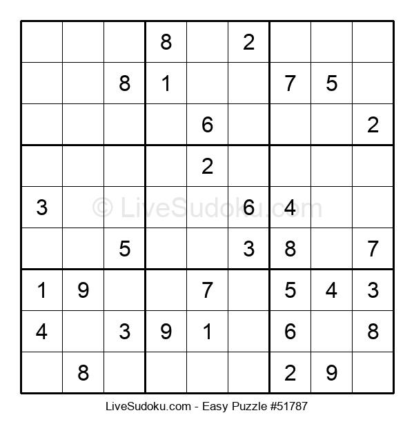 Beginners Puzzle #51787