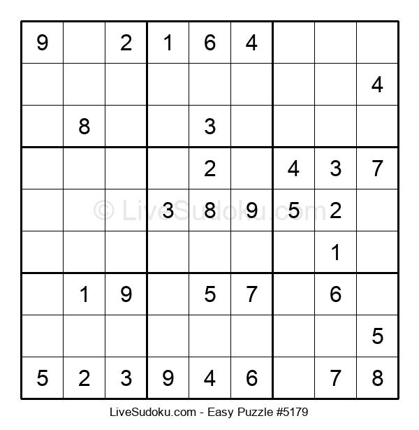 Beginners Puzzle #5179