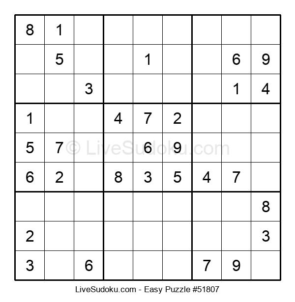 Beginners Puzzle #51807