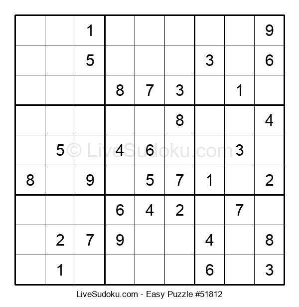 Beginners Puzzle #51812