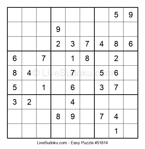 Beginners Puzzle #51814
