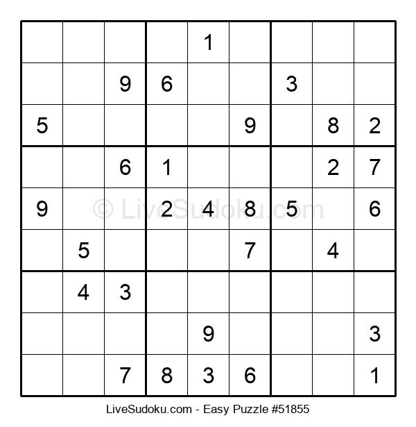 Beginners Puzzle #51855