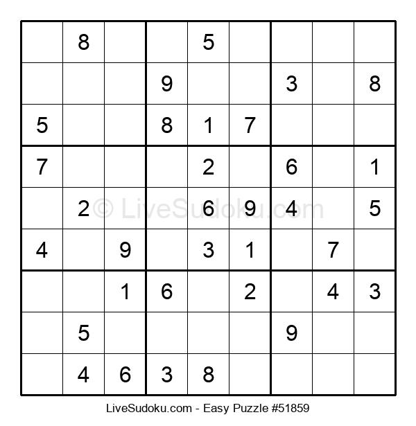 Beginners Puzzle #51859