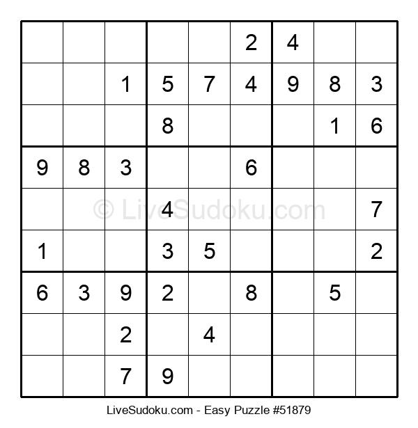 Beginners Puzzle #51879