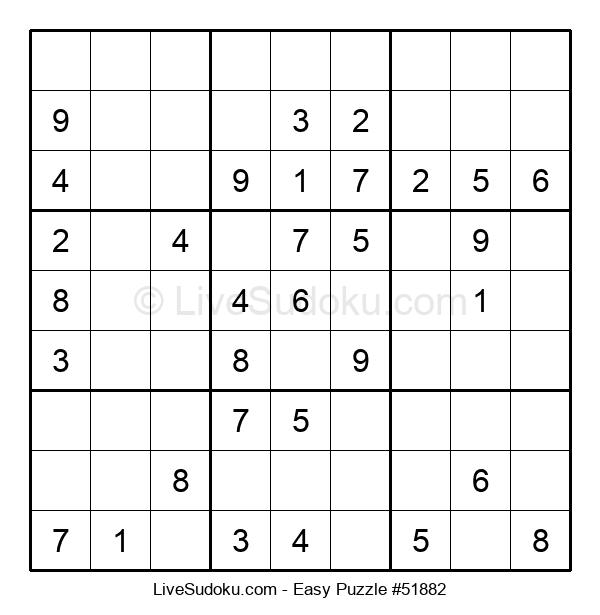Beginners Puzzle #51882