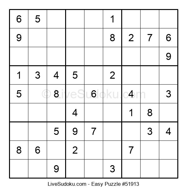 Beginners Puzzle #51913