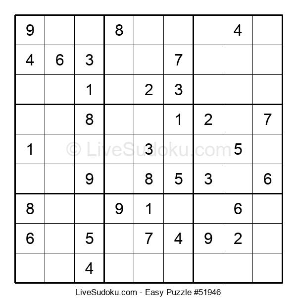 Beginners Puzzle #51946