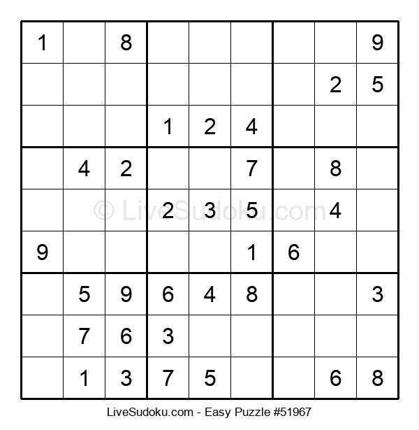 Beginners Puzzle #51967