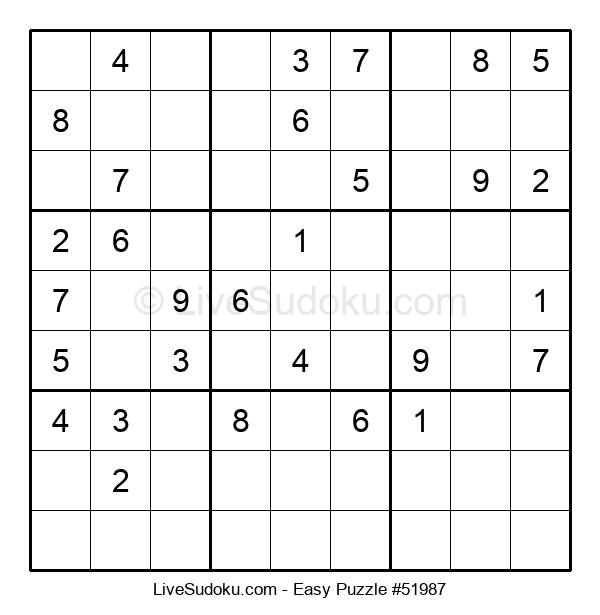 Beginners Puzzle #51987