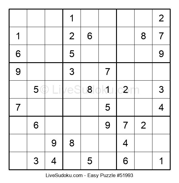 Beginners Puzzle #51993