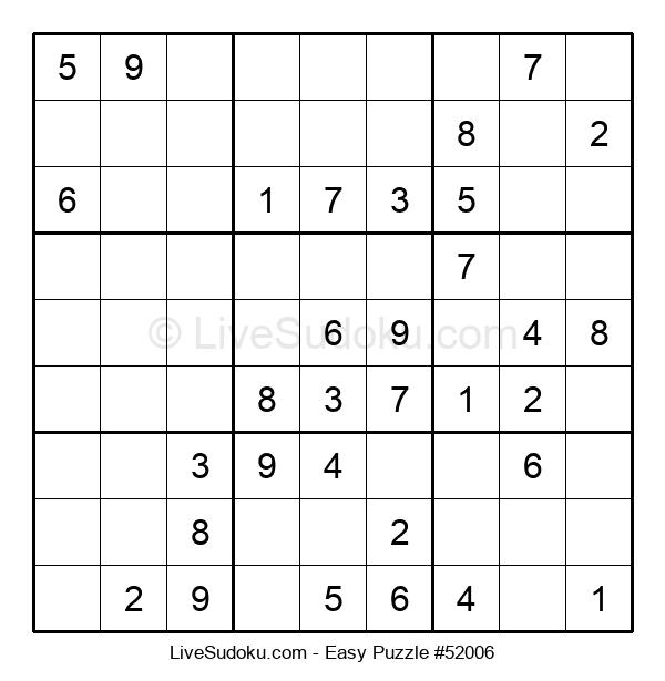 Beginners Puzzle #52006