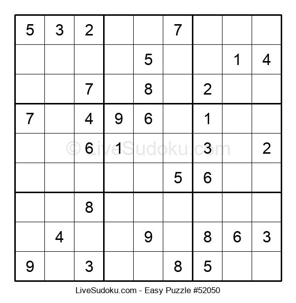 Beginners Puzzle #52050