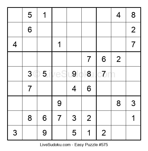Beginners Puzzle #575