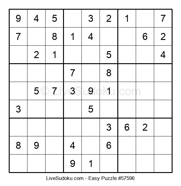 Beginners Puzzle #57596