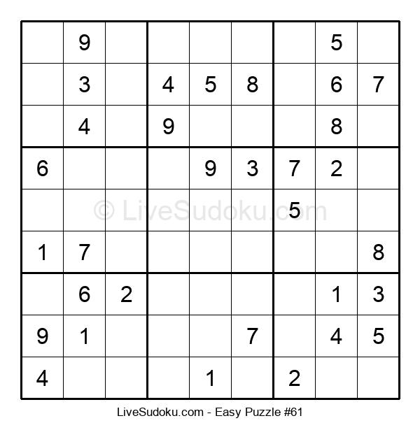 Beginners Puzzle #61