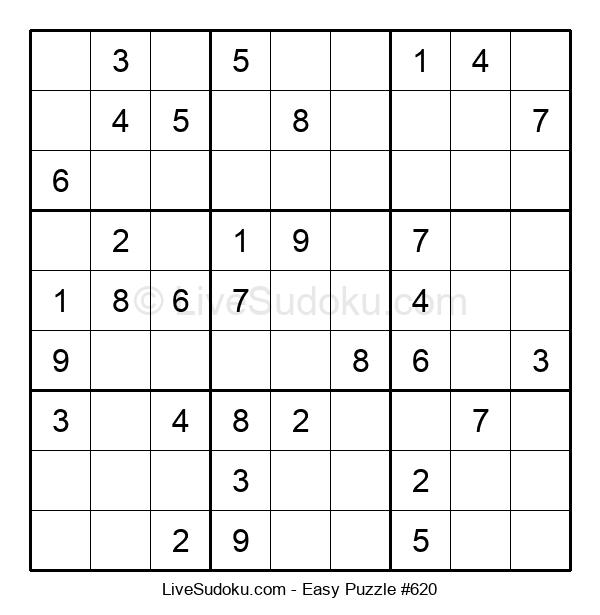 Beginners Puzzle #620