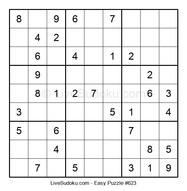Beginners Puzzle #623