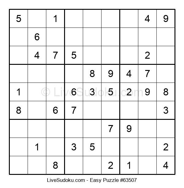 Beginners Puzzle #63507