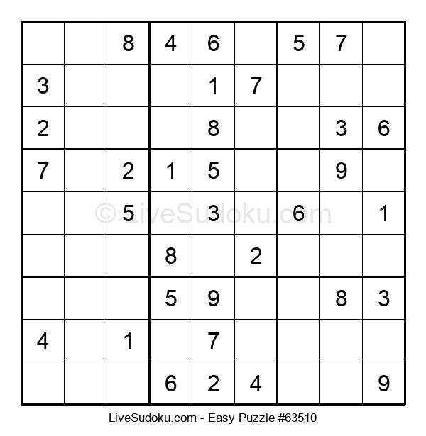 Beginners Puzzle #63510