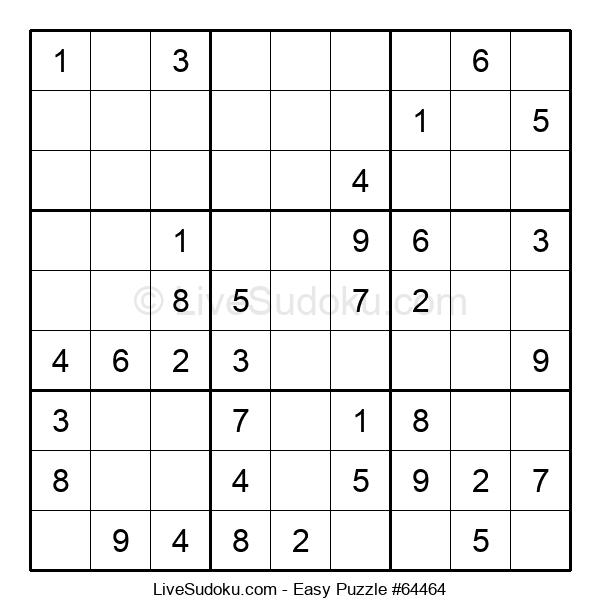 Beginners Puzzle #64464