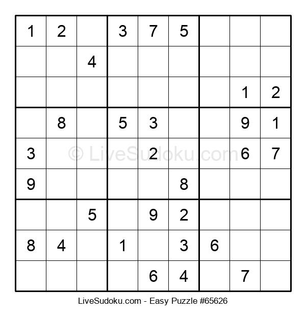 Beginners Puzzle #65626