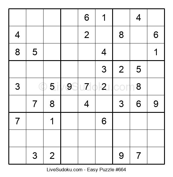 Beginners Puzzle #664