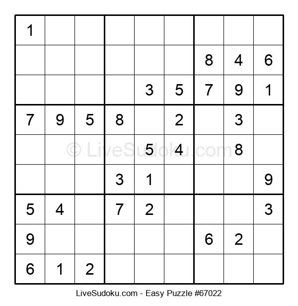 Beginners Puzzle #67022