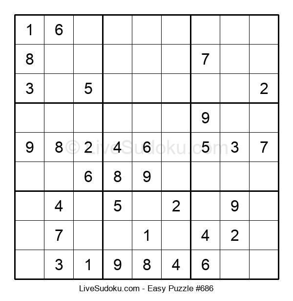 Beginners Puzzle #686