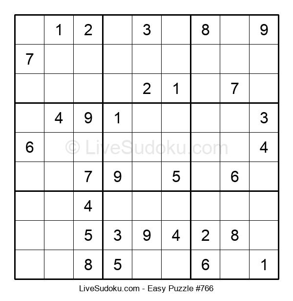 Beginners Puzzle #766