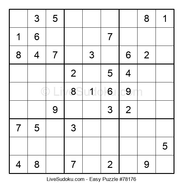Beginners Puzzle #78176