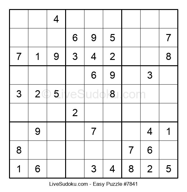 Beginners Puzzle #7841