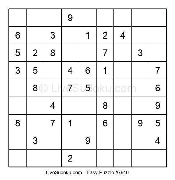 Beginners Puzzle #7916
